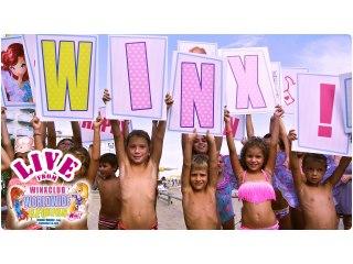 Winx Worldwide Reunion - In spiaggia con le Winx!