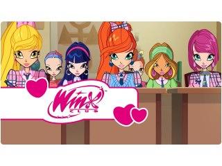 Winx Club  - Si torna a scuola!