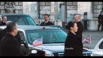 Londres Bajo Fuego - London Has Fallen (2016) Teaser Tráiler 1 Oficial Subtitulado - Gerard Butler