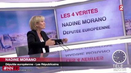"Charles Consigny : ""Nadine Morano a signé son arrêt de mort"""