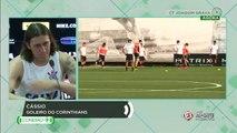 Em coletiva, Cássio diz quem é o melhor goleiro do Brasileirão. Confira!
