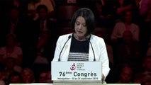 Sylvia Pinel salue la mobilisation des bailleurs pour moderniser le secteur du logement social
