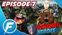 Gaming Heroes 1x07 - Révélations