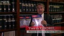 Yves de Kerdrel : « Immigration, ce qu'on a plus le droit de dire !  »