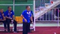 Myanmar - Lebanon 0-2. All Goals. WC Qualification 8_10_2015