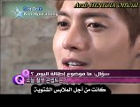 Star Date- Kim Hyun-joong - The guy with perfect look Arabic Sub