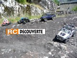 Modélisme Nantes : Rc Crawler Scale Trial 4x4 Vertou 44 Loire Atlantique Grand Ouest