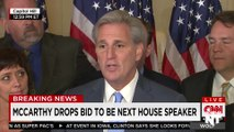 Kevin McCarthy's Withdrawing... And We're All Screwed