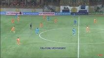 Ahmed Nasheed GOAL | Bhutan 0 - 1 Maldives