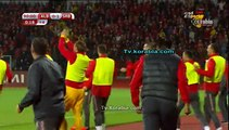 صربيا تفوز على ألبانيا بهدفين نظيفين في الصفيات المؤهلة ليورو 2016