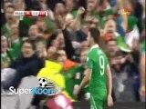 اهداف مباراة ( إيرلندا 1-0 ألمانيا) التصفيات المؤهلة ليورو 2016