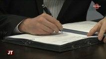 Pompiers : Signature d'une convention entre SDIS et Allergan