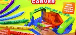 CRAYON CARVER Crayola Crayon Maker DIY Coloring School Supplies For Back To School [Full Episode]