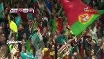 هدف مباراة البرتغال 1-0 الدانمارك التصفيات المؤهلة ليورو 2016- 2015_10_8