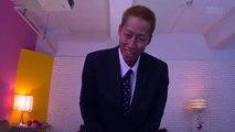 star du cinéma japonais mignon montrer son maillot