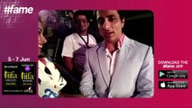 Sonu Sood Sings India Wale | Live On #fame