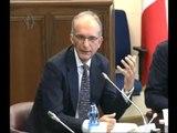 Roma - Audizione Confedilizia e Associazione dimore storiche italiane (08.10.15)