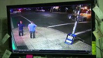 Un héros du Thalys poignardé en Californie