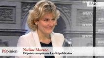 TextO' : Nadine Morano : «Il faut que Nicolas Sarkozy arrête d'instrumentaliser mes propos»