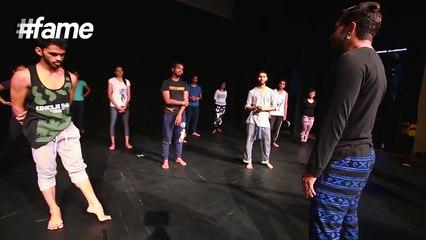 Terence Lewis - Workshop at Jugnee Dance Festival - #fame