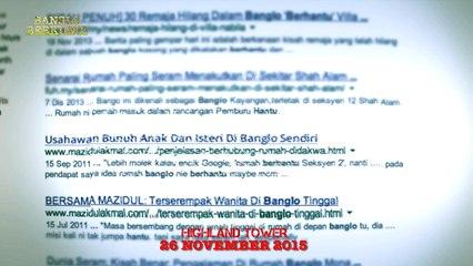 Banglo Berkunci Promo  30sec