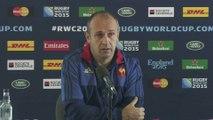 Rugby - CM - Bleus : PSA «On a une charnière qui fonctionne bien»