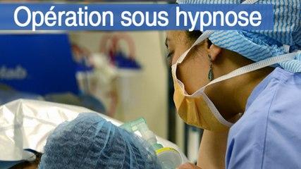 Opération sous hypnose : la chirurgie sans anesthésie