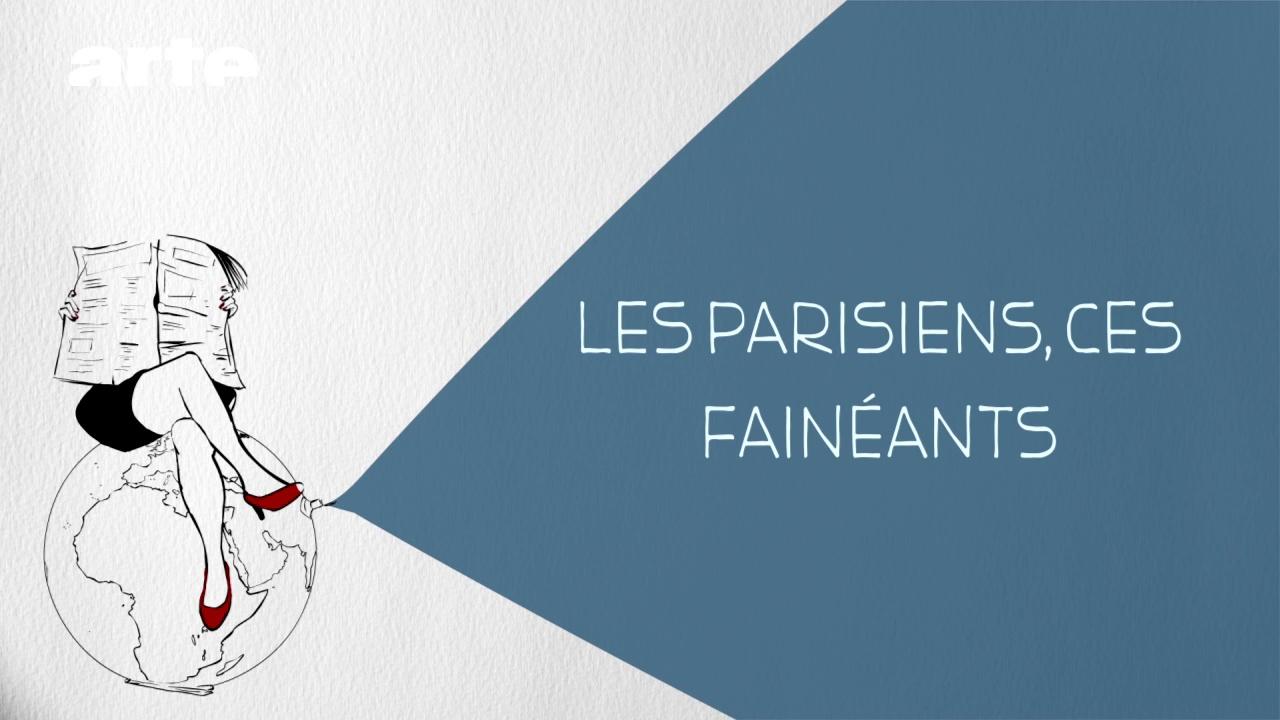 Ces Parisien, ces Fainéants – DESINTOX – 08/10/2015