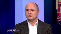 """Bruno Le Roux : """"Il y a des lignes de conjonction entre la droite et l'extrême droite"""""""