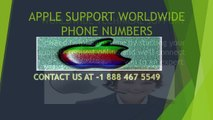 Apple Technical Support 1 888 467 5549 Phone Numbers