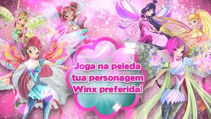 Trailer do jogo de vídeo Winx Club: Salvar Alfea