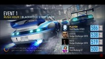 Need For Speed No Limits : Snoop Dogg Race Event Gameplay