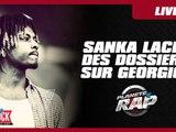 Sanka lâche des dossiers sur Georgio ! Planète Rap
