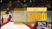 Bande Annonce EuroCup Sluc Nancy - Valencia BC