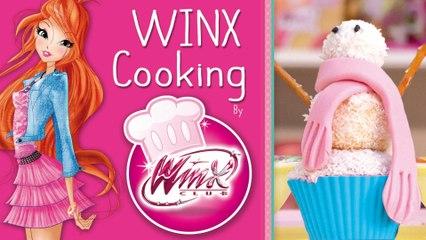 Winx Cooking - Boneco de Neve - Tutorial