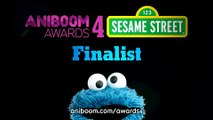 Aniboom 4 Sesame Street Awards Question of The Day by Anthony Dusko