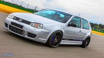 SLIDES HPerformance Volkswagen Golf R32 G4 2005 aro 19 3.2 VR6 Turbo 550 cv 74,4 mkgf