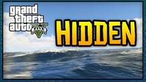 Grand Theft Auto 5: Sea Skeleton Easter Egg [GTA V Secrets] Location!