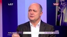 Parlement Hebdo : Bruno Le Roux, député de Seine-Saint-Denis, président du groupe socialiste à l'Assemblée nationale