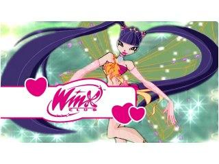 Winx Club - A Minha Canção - Winx Em Concerto