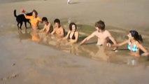 Quand on piétine du sable mouvant
