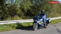 Plouisy (22). La gendarmerie opère des contrôles routiers