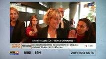 """Tiens bon Nadine !"" : les encouragements de Bruno Gollnich à Nadine Morano"