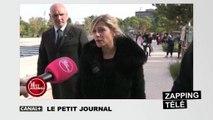 """Marina Foïs dézingue une journaliste du Petit Journal : """"Vous avez vu comment vous êtes habillée ?"""""""