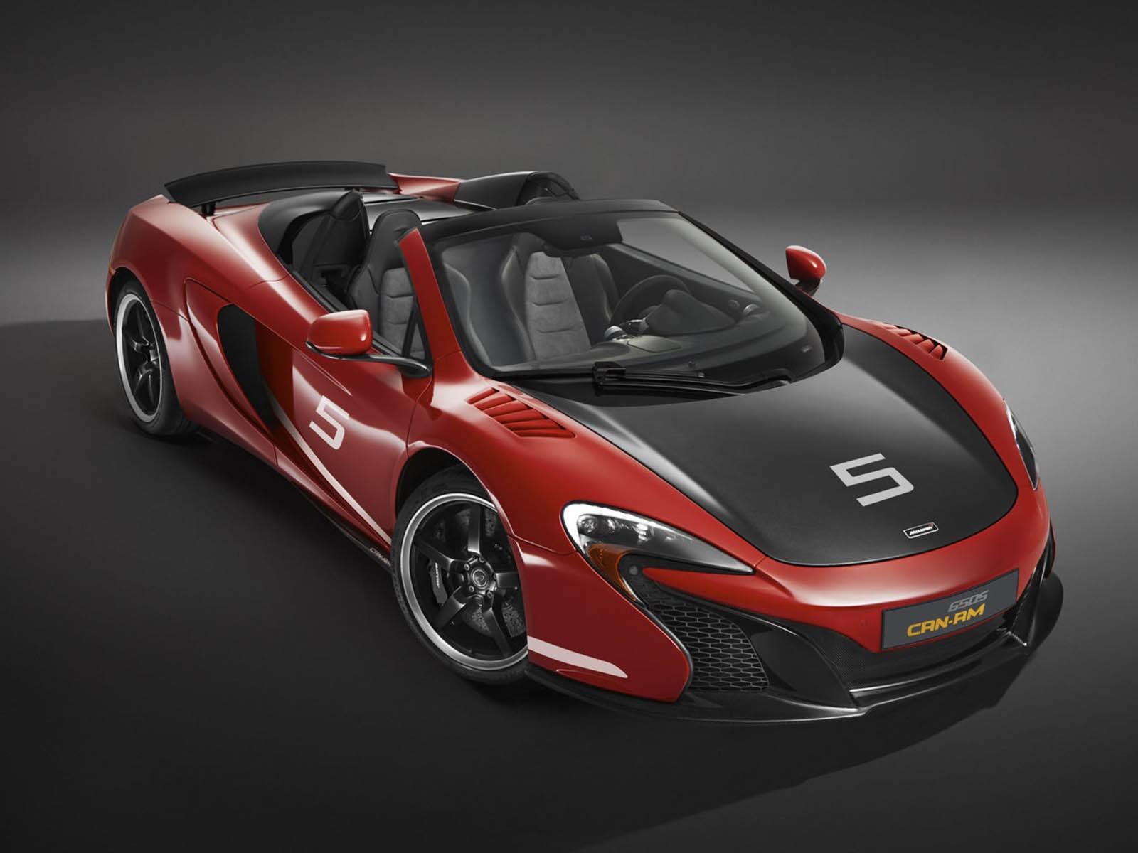 Découvrez la McLaren 650S Can-Am