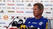 Oswaldo revela planos para Jajá no Flamengo