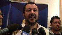 Salvini: a Roma si voti subito, magari anche con candidato Lega