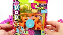 My Little Pony Pop Design a Pony Pinkie Pie and Applejack