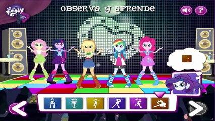 My Little Pony - Equestria Girls: Fall Formal Dance-Off