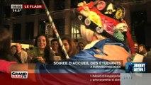 Euratechnologies: soirée d'accueil des étudiants